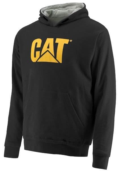 Caterpillar Trademark Lined Hoodie Sweat Shirts Black